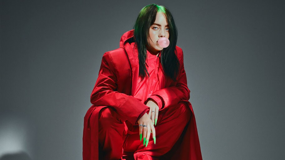Billie Eilish, Photoshoot, 4K, #4.860