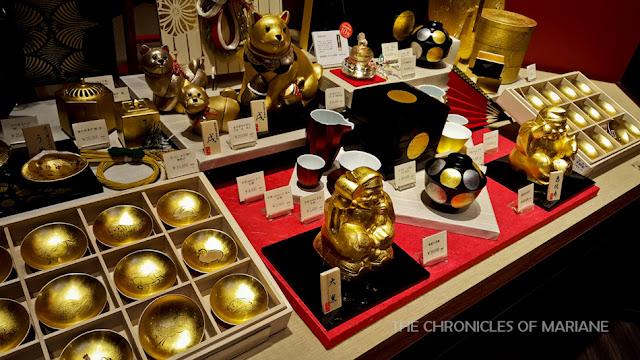 kanazawa gold products