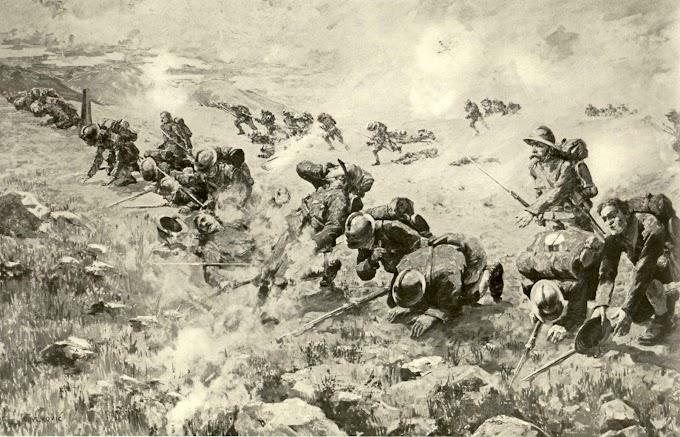 Kajmakcalan Battle – 12 - 30 September 1916