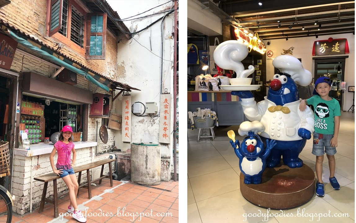 GoodyFoodies: Exploring Melaka with Kids: Mamee Jonker House