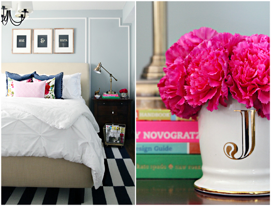 iheart organizing master bedroom refresh how we saved rh iheartorganizing com Kate Spade Personal Bedroom Kate Spade Daughter