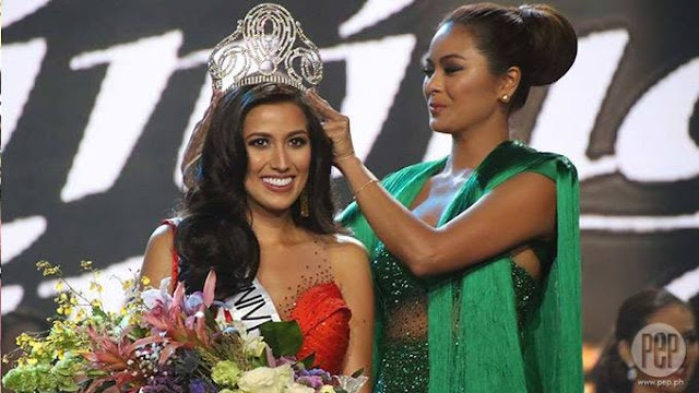 Rachel Peters Was Crowned As 2017 Miss Universe-Philippines in Binibining Pilipinas!