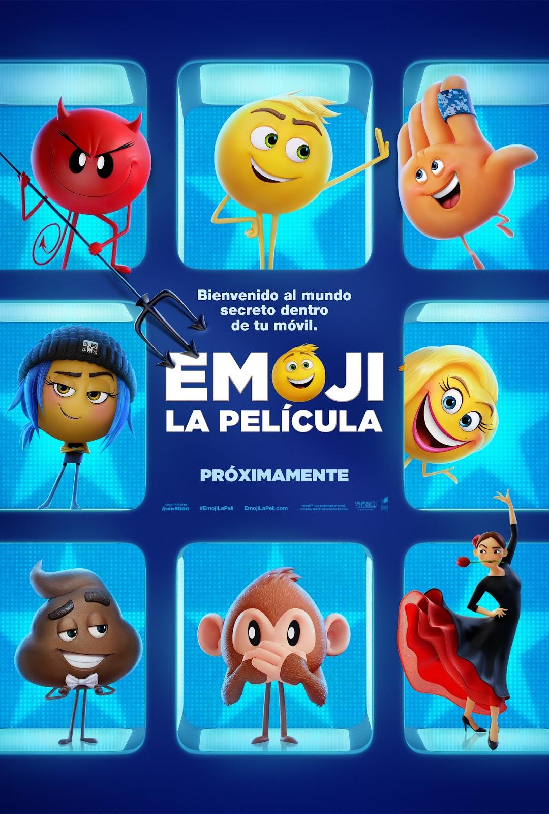 Emoji: La película se luce en su tráiler