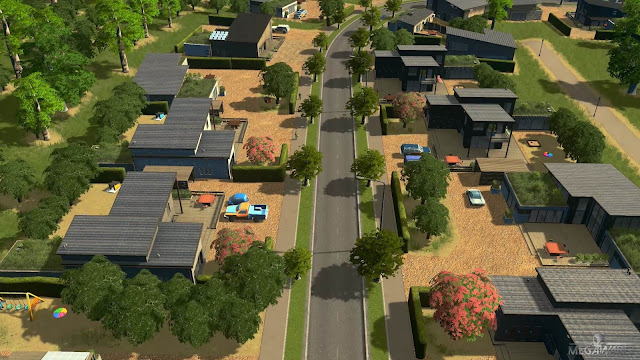 Cities Skylines Industries pc imagenes