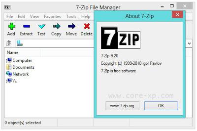 Tricks Sharing Compress Files Use 7 Zip Application