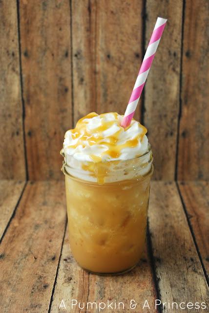 Frozen Caramel Drink | Easy & Healthy Vitamix Recipes | Homemade Recipes