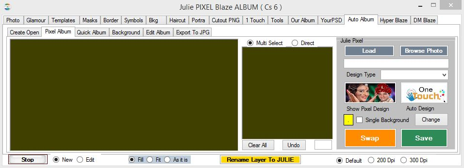 Julie Pixel Blaze Album Free Download