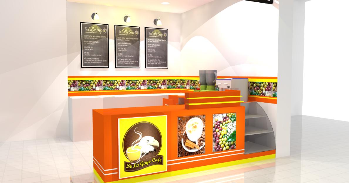 Desain Cafe Outdoor Pinggir Jalan Martabak Boss 2 0 Manual