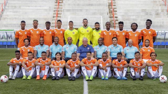 Cibao FC presenta su plantilla para su partido contra Chivas
