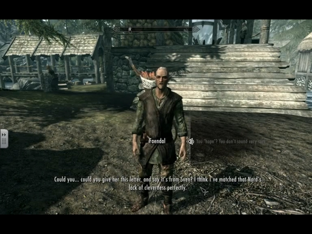 Skyrim and Morality: A Lovely Letter