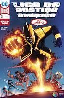 DC Renascimento: Liga da Justiça da América #21