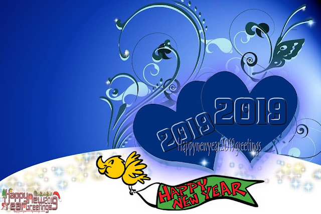2019 New Year Love Wallpapers Download Free