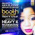 10 Pictures of Amanda Cele birthday party celebration with Heavy K and Naakmusiq