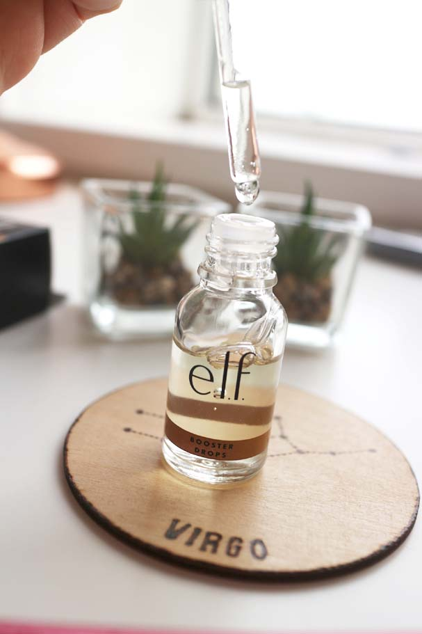 Elf's Sunkissed Booster Drops Review | The Beauty is a Beast