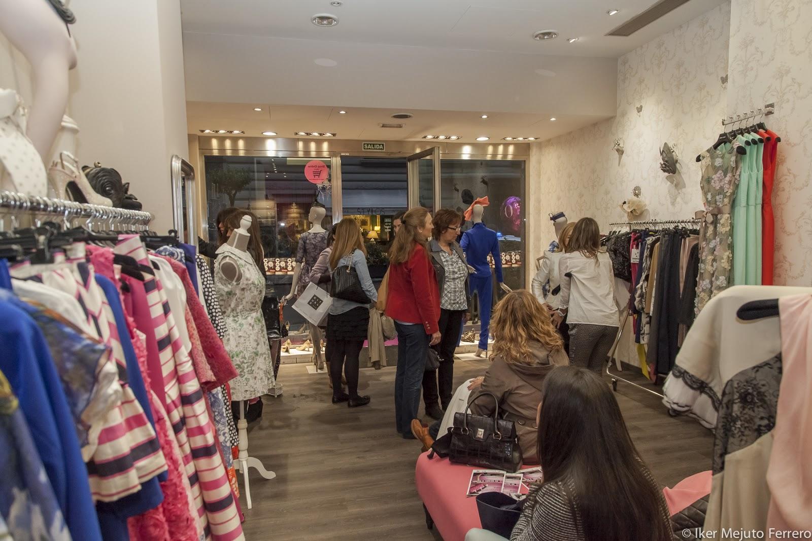 Bilbao Shopping Night Alguna De Las Mejores Tiendas Para La Mujer En Bilbao By Single Ladies Bilbao El Blog De Bilbaocentro
