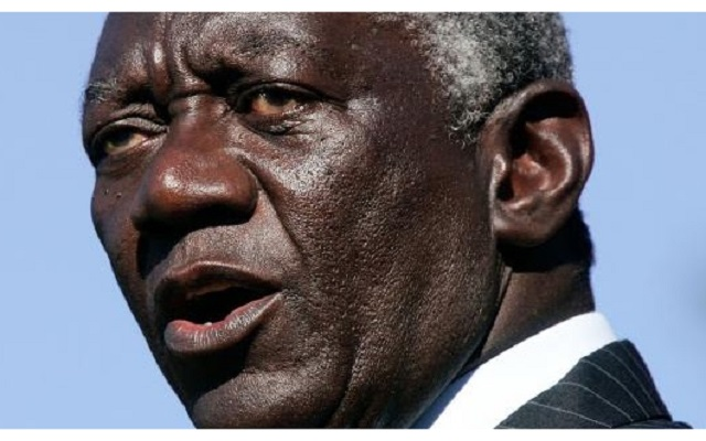 'World-savvy' leadership needed to fix Ghana - Kufuor