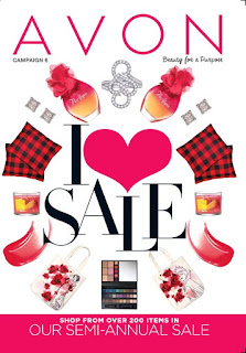 Avon Campaign 6 The Online Dates on this Avon Catalog 2/18/17 - 3/3/17 Click on Image