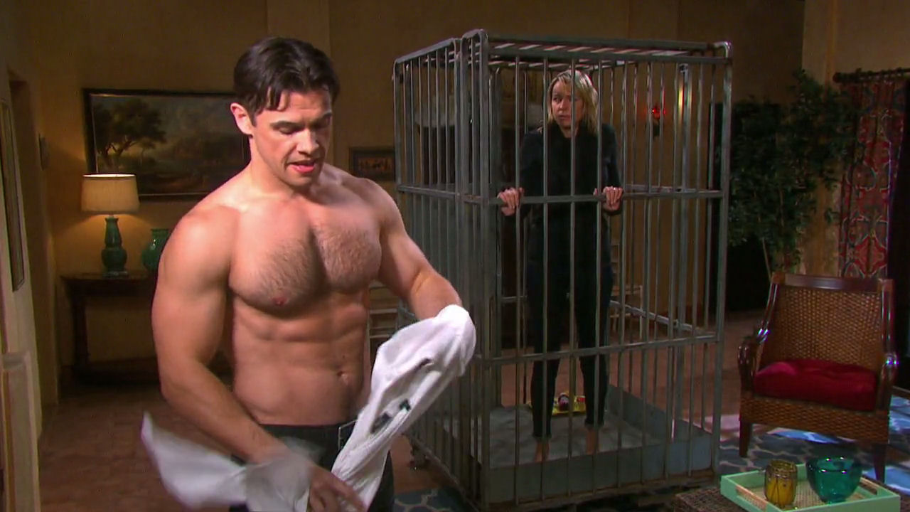 Soapy Sunday: Paul Telfer on Days of Our Lives (2019) ~ DC
