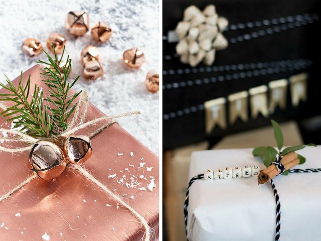 12 Gorgeous Ways to Wrap Gifts 36
