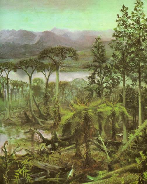 Paleoecology