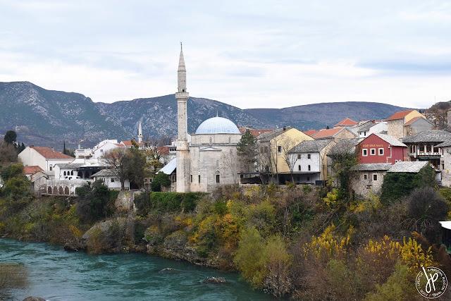 Koski Mehmed Pasina Mosque in Mostar