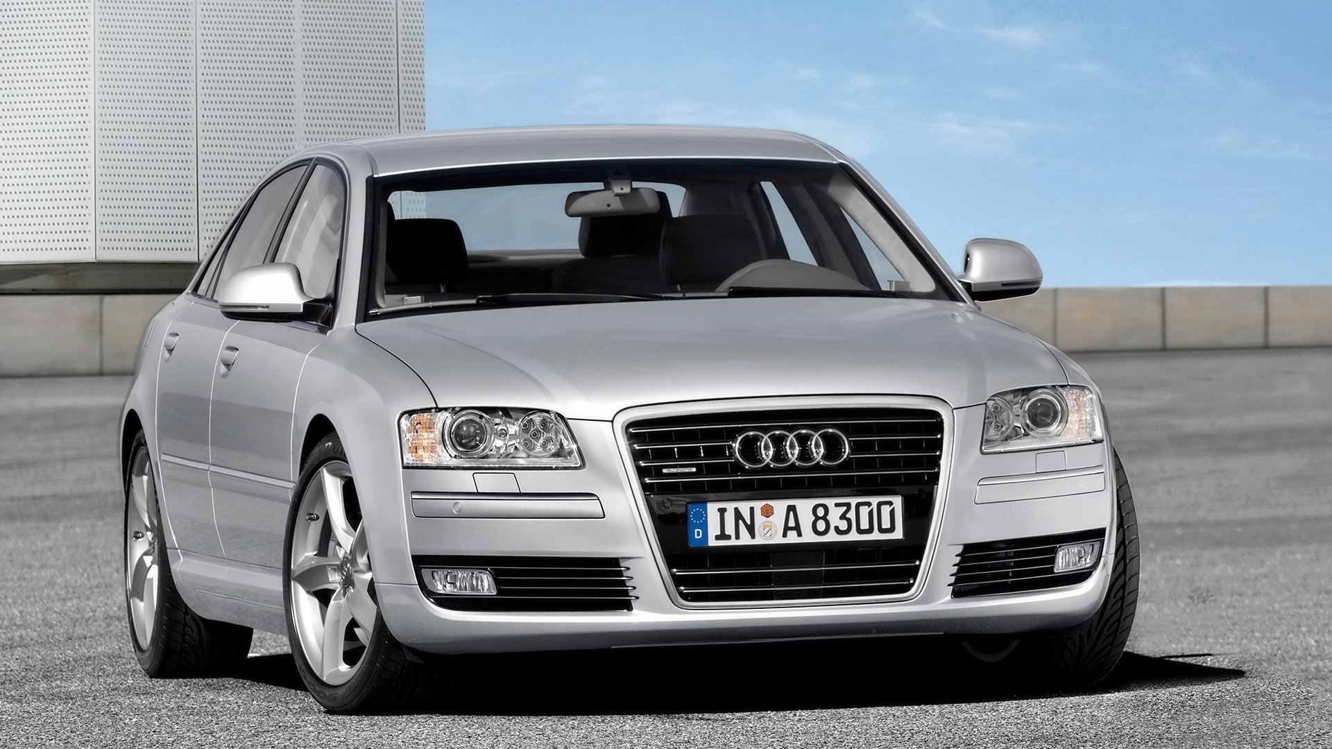 Audi A8 Quattro 2008 - High Definition Wallpapers - HD ...