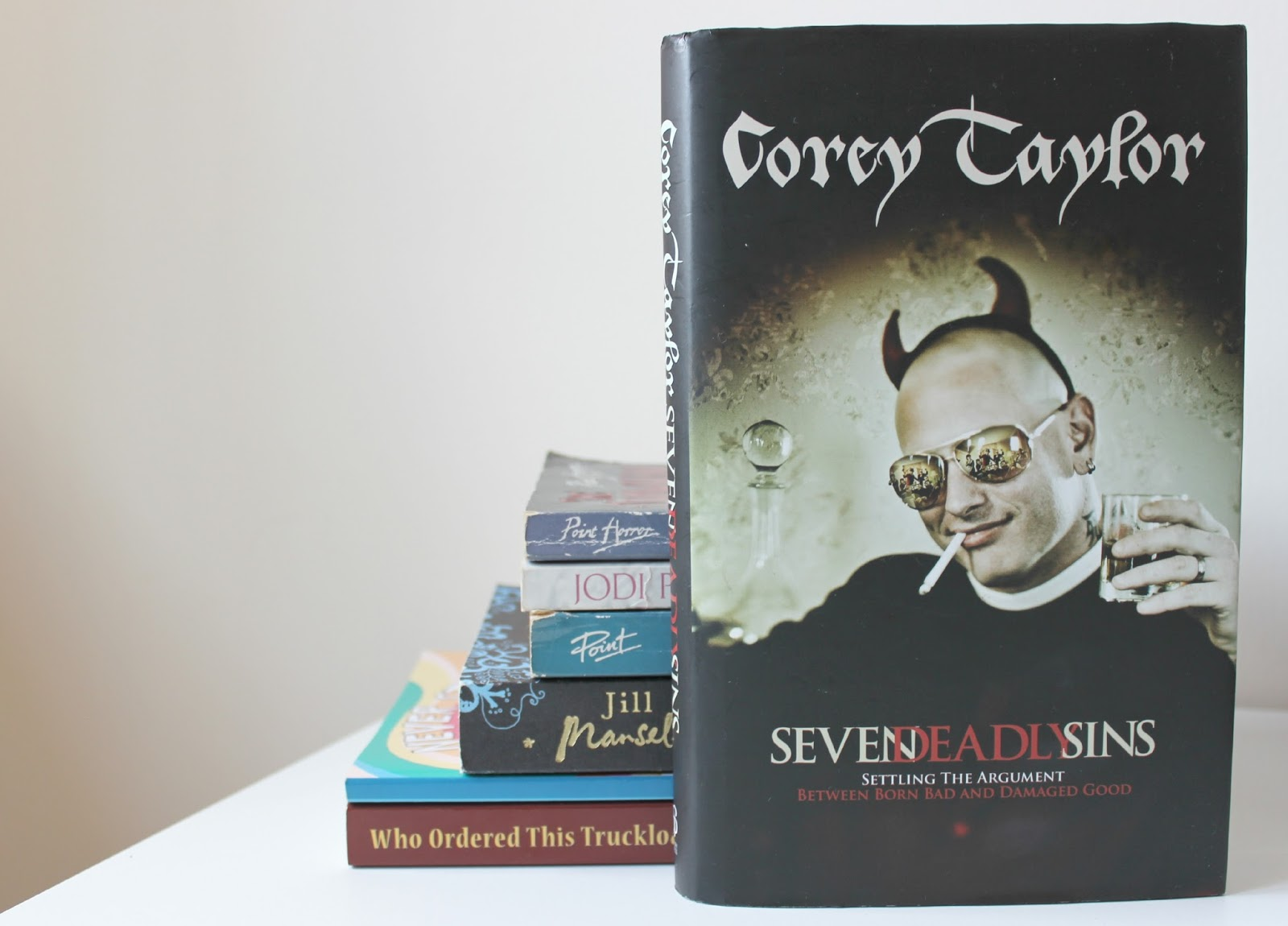 A picture of Seven Deadly Sins: Settling the Argument Between Born Bad and Damaged Good by Corey Taylor
