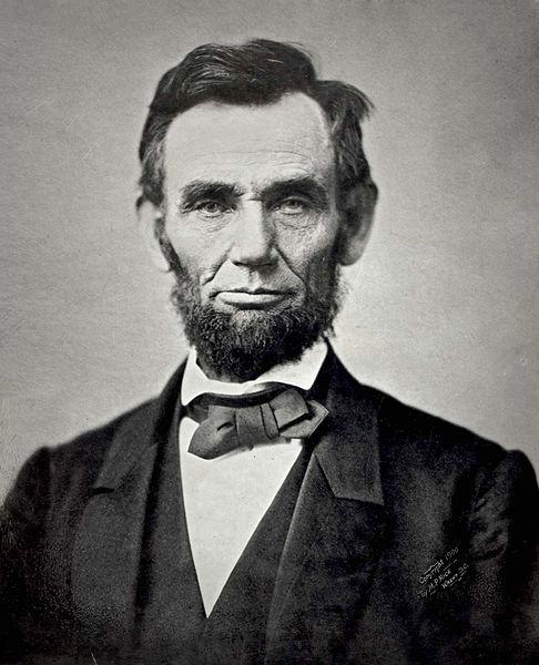 อับราฮัม ลินคอล์น (Abraham Lincoln) ประธานาธิบดีคนที่ 16 ของสหรัฐอเมริกา