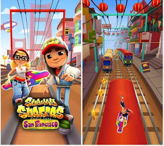 Download Game Subway Surfer Versi Terbaru Khusus Windows 10 Mobile