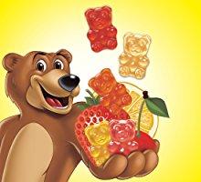 Vitamin hình gấu vui nhôn hàng nhập từ Mỹ