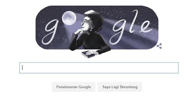 Google Doodle Hari Ini, Rosario Castellanos
