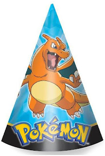 Pokemon Cone Hat
