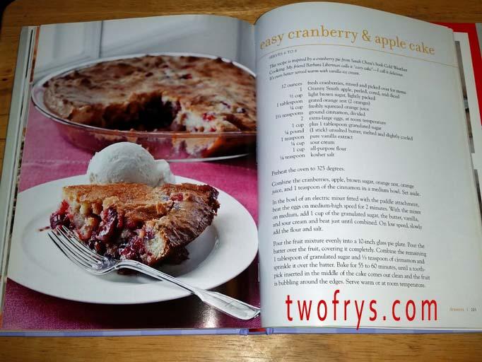 Ina Garten Cranberry Apple Cake