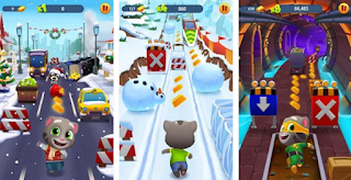Talking Tom Gold Run Mod Apk Unlocked All Item