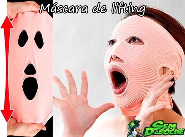 MÁSCARA DE LIFTING