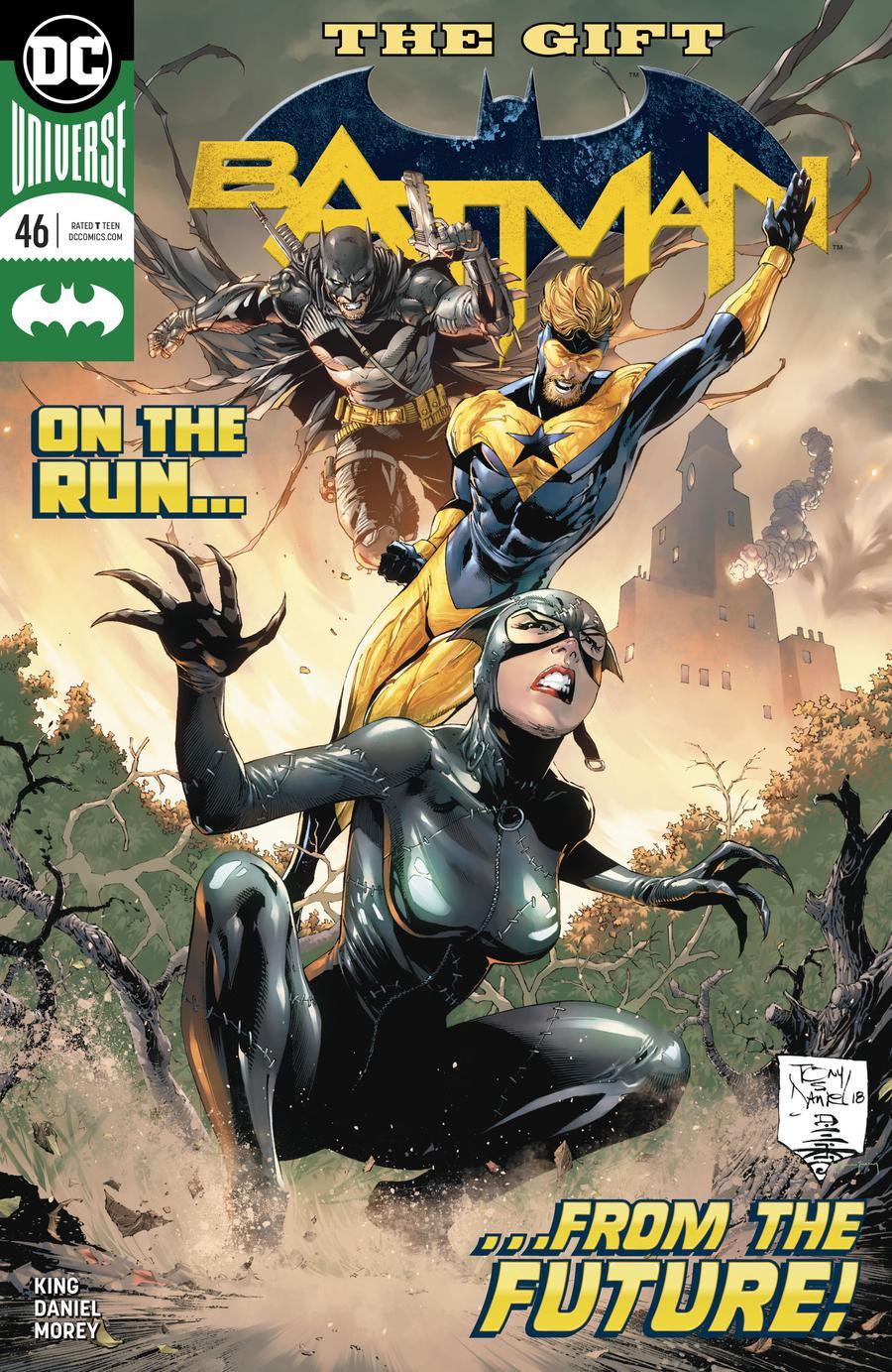 Comic Shop Comics: May 2nd