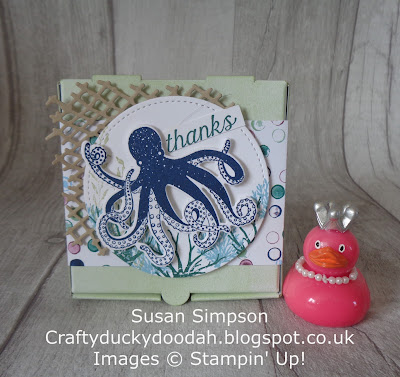 Craftyduckydoodah!, Sea of Textures, SBTD Blog Hop, Stampin' Up! UK Independent  Demonstrator Susan Simpson, Supplies available 24/7 from my online store, #stampinupuk,