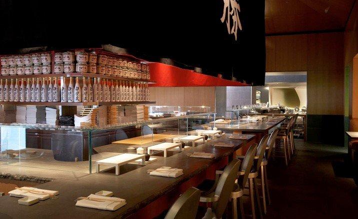 Loveisspeed Katsuya Los Angeles By Philippe Starck