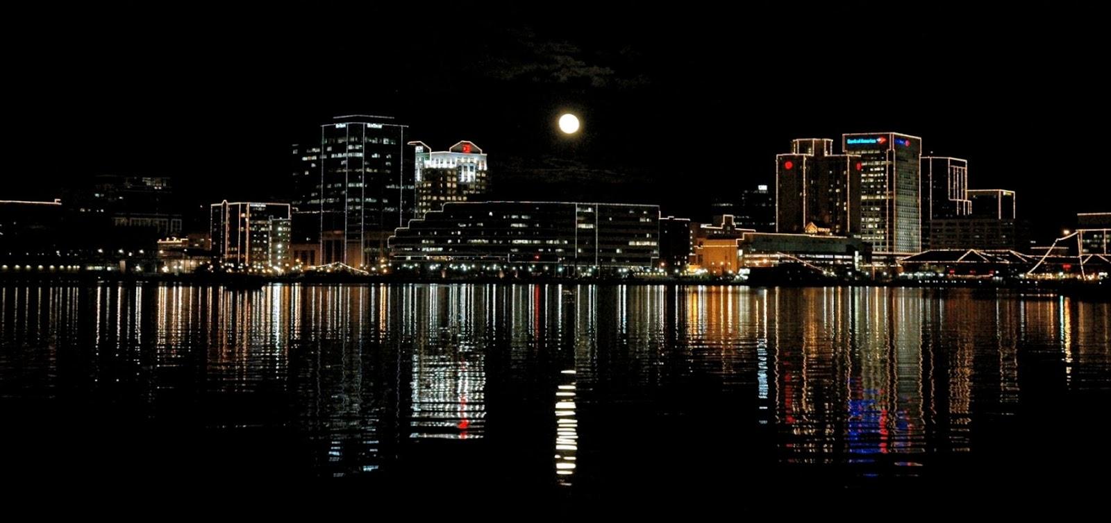 city during nighttime free image Peakpx