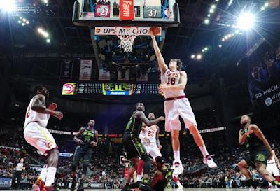Cedi Osman - Cleveland Cavaliers at Atlanta Hawks