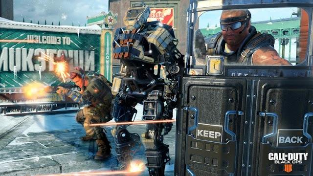 التحديث الجديد للعبة Call of Duty Black Ops 4 يضيف عدة إمكانيات و محتوى مهم جدا ..