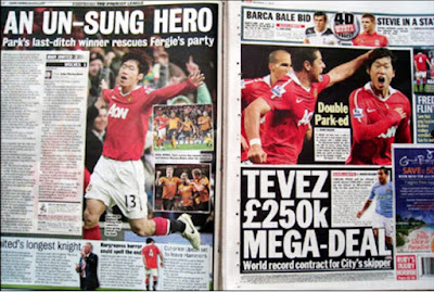 unsung hero sepakbola