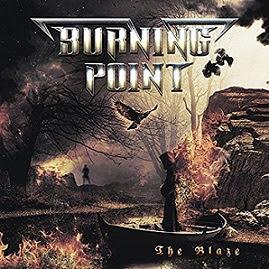 """Το βίντεο του τραγουδιού των Burning Point """"The King Is Dead, Long Live The King"""" από τον δίσκο """"The Blaze"""""""