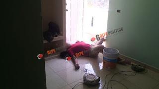 Muere pintor en Xalapa al recibir descarga eléctrica