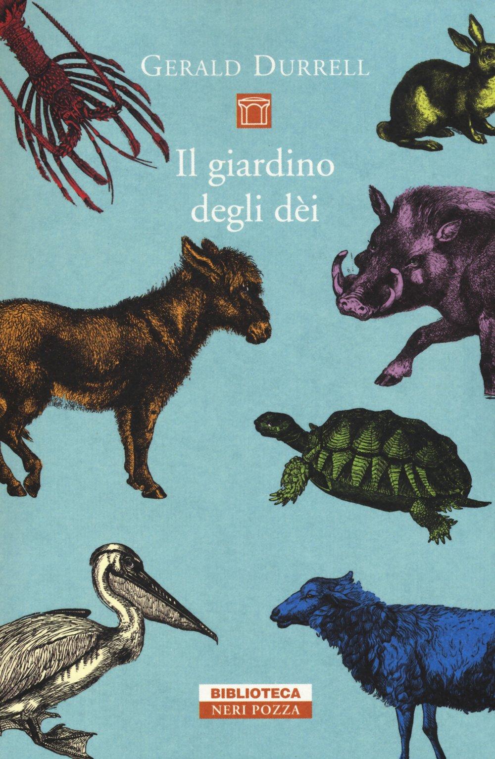Libreria torriani di canzo gerald durrell il giardino - Il giardino degli dei ...
