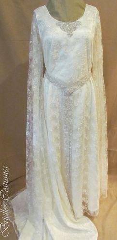 Galadriel's Mirror Dress by Brielle