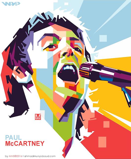 Paul McCartney WPAP
