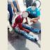 Motociclista fica gravemente ferido em acidente na cidade de Patos