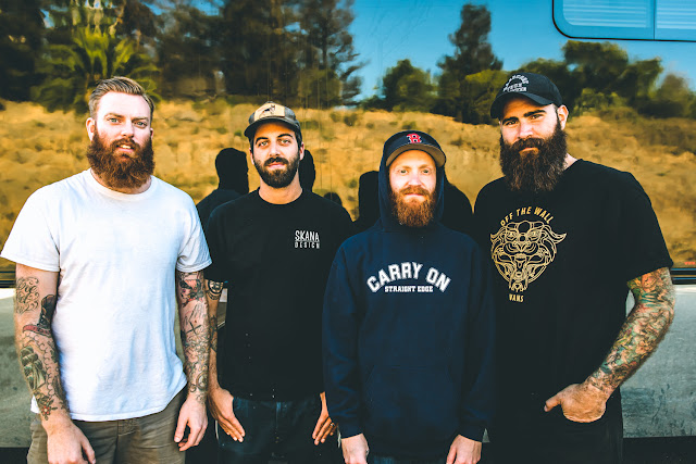 four year strong band