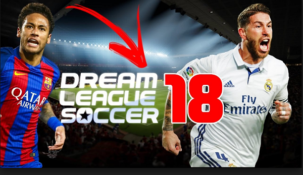 Download DLS 18 - Dream League Soccer 2018 APK Mod Data Game
